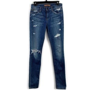 Joe's Distressed Vintage Reserve 1971 Skinny Jeans